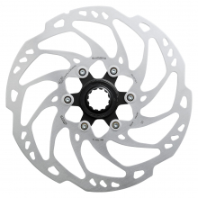 Rotor For Disc Brake, Sm-Rt70, L 203Mm, W/Lock Ring by Shimano Cycling