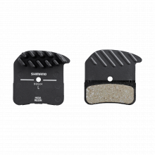 H03A Resin Pad W/Fin & Spring by Shimano Cycling