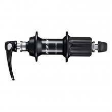 FH-R7000 105 Rear Hub- BLACK