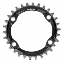 Chainring For Front Chainwheel, Sm-Crm81, 32T, For Fc-M8000-1 by Shimano Cycling