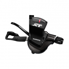 Shift Lever, Sl-M8000, Deore-Xt, Right:11-Spd, W/ Optical Gear Display, W/Base Cap, Black by Shimano Cycling