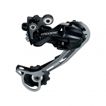 Rear Derailleur, Rd-M592, Deore, Sgs 9-Speed Top-Normal Direct Attachment,Shadow Design by Shimano Cycling