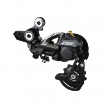 Rear Derailleur, Rd-M640-Ss, Zee, 10-Speed Top-Normal, Shadow Plus Design, Direct Attachment, For Freeride, 11-32/11-36T