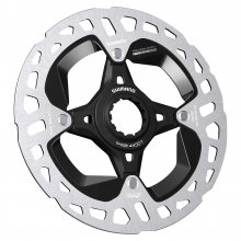 ROTOR FOR DISC BRAKE, RT-MT900, S 160MM, W/LOCK RING