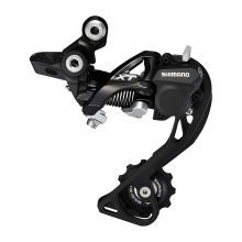 Rear Derailleur, Rd-M786, Deore Xt Gs 10-Speed Top-Normal Shadow Plus Design, Direct Attachment(Direct Mount Compatible), Black by Shimano Cycling in Greenwood Village CO
