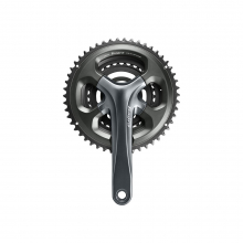 Front Chainwheel, Fc-4703, Tiagra Triple 170Mm 2-Pcs Fc, For Rear 10-Speed 50X39X30T, W/O Bb Parts by Shimano Cycling