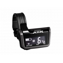 XTR SYSTEM INFORMATION DISPLAY by Shimano