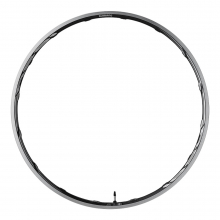 Rim Only For Wh-Rs81-C24-Tl Rear 20H,Carbon-Alloy Composite, Clincher(Tubeless Type) by Shimano Cycling