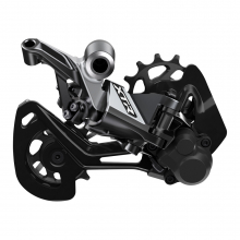Rear Derailleur, Rd-M9100, Xtr, Gs 12-Speed, Top Normal, Shadow Plus Design, Direct Attachment, 1X12 by Shimano Cycling