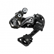 Rear Derailleur, Rd-M8050-Gs, Deore Xt Di2, 11-Speed Top-Normal Shadow Plus Design, Direct Attachment(Direct Mount Compatible) by Shimano Cycling