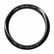 Rim Only For Wh-R9170-C60-Tu Rear 12Mm E-Thru, 24H Tubular by Shimano Cycling