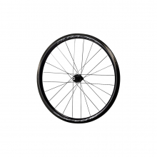 Wheel, Wh-R9170-C40-Tu-F/R, F/R:24H,Carbon Tubular, F/R:12Mm E-Thru(W/O Axle), Cl Disc, Old:100/142Mm, W/Bag