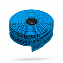 Sport Control Team Bar Tape Blue EVA Debossed Black