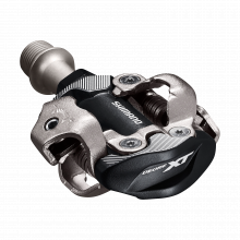 Pedal, Pd-M8100, Deore Xt, Spd Pedal, W/Cleat(Sm-Sh51) by Shimano Cycling