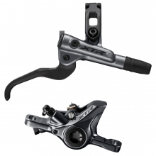 Disc Brake Assembled Set/J-Kit, Xtr, Bl-M9100(R), Br-M9100(R), W/O Adapter, Metal Pad(W/O Fin) by Shimano Cycling