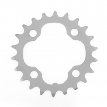 Fc-M532 Chainring 22T(Silver) by Shimano Cycling
