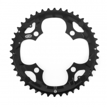 Fc-M530 Chainring 44T (Black)For Fc-M530-L by Shimano Cycling
