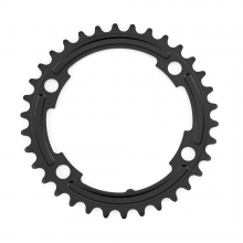 Fc-5800L Chainring 34T-Ma For 50-34T (Black) by Shimano Cycling