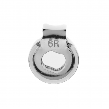 Sg-4R40 Non-Turn Washer - 6R Silver by Shimano Cycling
