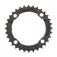 Fc-M430-8 Chainring 32T (Black) & Protector