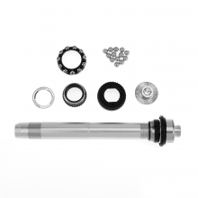 Wh-6800-R Complete Hub Axle by Shimano Cycling