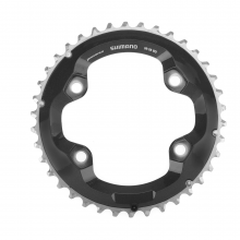 Fc-M8000 Chainring 38T-Bd For 38-28T by Shimano Cycling