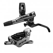 Disc Brake Assembled Set/J-Kit, Xtr, Bl-M9120(L), Br-M9120(F), W/O Adapter, Meta L Pad(W/Fin) by Shimano Cycling
