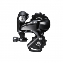 REAR DERAILLEUR, RD-5800-L, 105, SS 11-SPEED DIRECT ATTACHMENT, LOW GEAR 23-28T, BLACK
