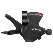 Shift Lever, Sl-M3100-R, Alivio, Right, 9-Speed Rapidfire Plus 2050Mm Inner, W/ Optical Gear Display by Shimano Cycling