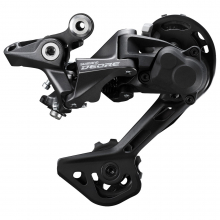 Rear Derailleur, Rd-M5120, Deore, Sgs 10/11-Speed, Top Normal, Shadow Plus Design, Direct Attachment (Direct Mount Compatible) by Shimano Cycling