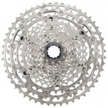 Cassette Sprocket, Cs-M5100, 11-51T, Deore, 11-Speed, 11-13-15-18-21-24-28-33-39-45-51T by Shimano Cycling