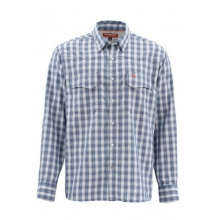 Big Sky LS Shirt by Simms in Victor Id