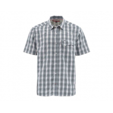 Men's Big Sky Ss Shirt by Simms