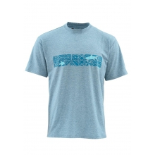 Men's Graphic Tech Tee SS