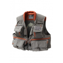 Guide Vest by Simms in Evergreen Co