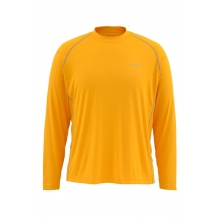 Men's Solarflex LS Crewneck Solid by Simms in Calgary Ab
