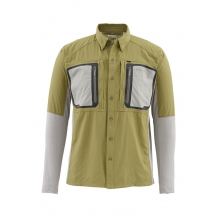 Taimen TriComp LS Shirt by Simms in Colorado Springs Co
