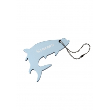 Thirsty Tarpon Keychain by Simms in Succasunna Nj