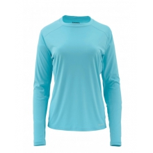 Women's SolarFlex LS Crewneck by Simms in Sugarcreek Township Oh