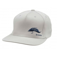 Cotton Twill Snapback by Simms