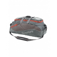 Challenger Tackle Bag Large by Simms in Evergreen Co