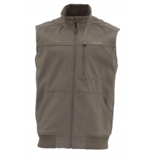Rogue Fleece Vest by Simms in Victor Id