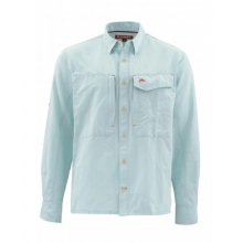 Guide LS Shirt - Solid by Simms in Victor Id