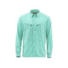 Men's Intruder BiComp LS Shirt by Simms in Edwards Co