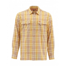 Legend LS Shirt by Simms in Evergreen Co