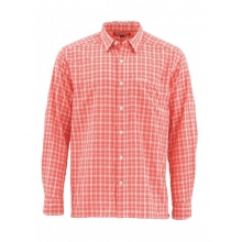 Morada LS Shirt by Simms in Victor Id