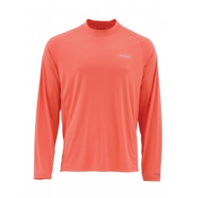 SolarFlex LS Crewneck Solid by Simms in Linville Nc