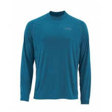 SolarFlex LS Crewneck Solid by Simms in Grants Pass Or