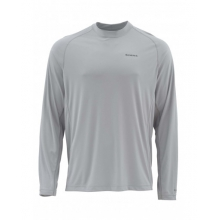 SolarFlex LS Crewneck Solid by Simms in Johnstown Co