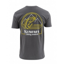 Weekend Trout SS T by Simms